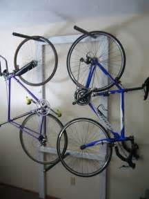 look s bicycle rack apartment therapy