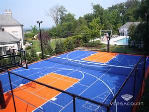how to make a court in your backyard triyae build tennis court in backyard various