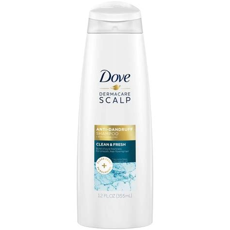 Harga Sho Dove Anti Dandruff dove derma care scalp anti dandruff shoo 12oz target