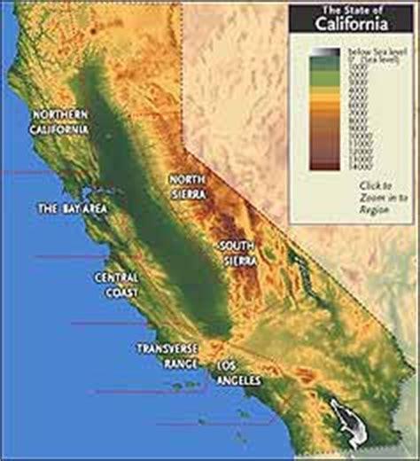 elevation map california cockeyed presents stuff california costume