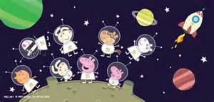 Peppa pig space pigs pph1s