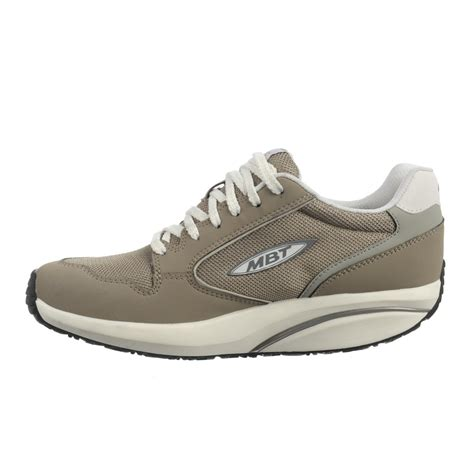 mbt 1997 womens walking shoes new gray white