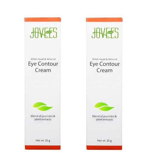 Eye Care Herbal Tech 1 jovees herbal eye contour pack of 2 buy jovees herbal eye contour pack of 2 at