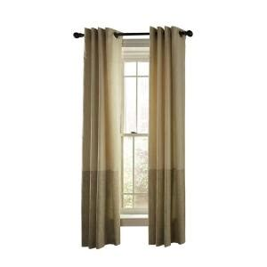martha stewart grommet curtains martha stewart living pup tent color blocked grommet
