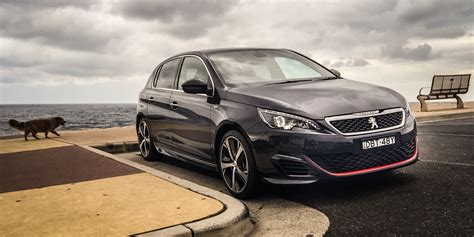 peugeot turbo 308 2016 peugeot 308 gti 250 week with review photos