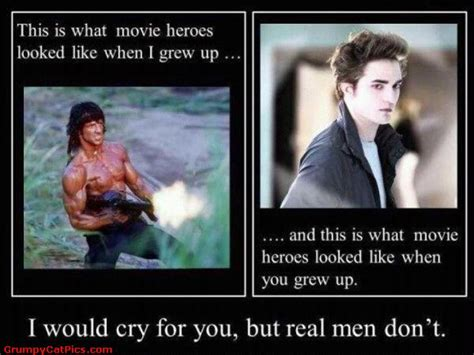 Funny Memes Movies - men in movies when i grew up vs when the kids nowdays