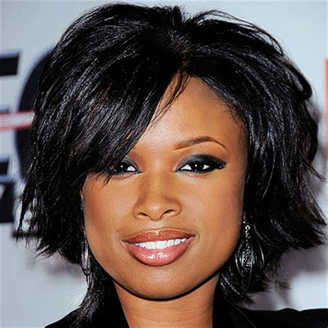 beautiful black women short hairstyle with sideburns gallery a prayer for the jennifer hudson family garrard