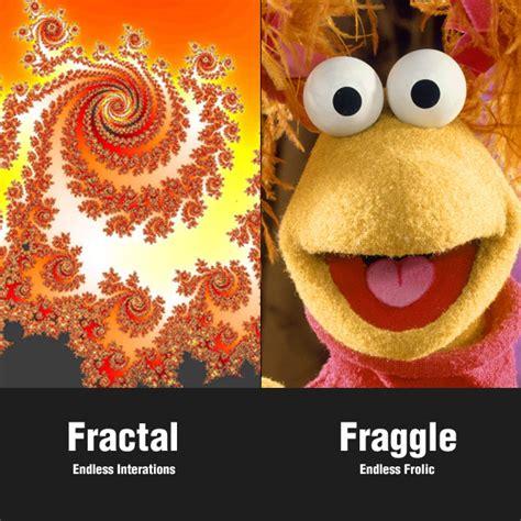 Fraggle Rock Meme - funny fractals math pics math fail