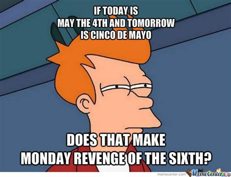 Star Wars Day Meme - happy star wars day everybody by feeney1991 meme center