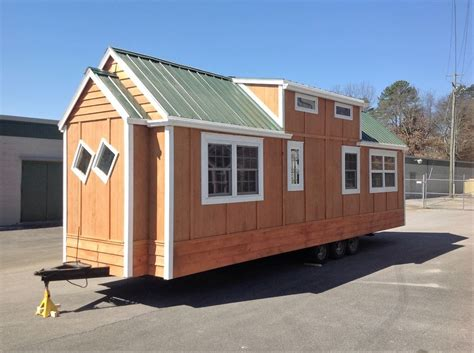no reserve sale cabin tiny house cottage home on wheels