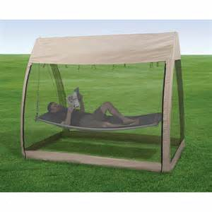 advantek outdoors hammock w canopy and bug screen 24137 hammocks outdoors and screens