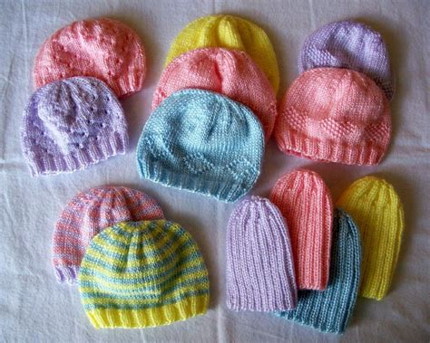 free wool for charity knitting preemie hats for charity knitting pattern by carissa