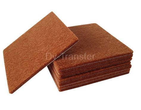oak wood protection laminate floor furniture protectors felt pads vinyl x 8 ebay