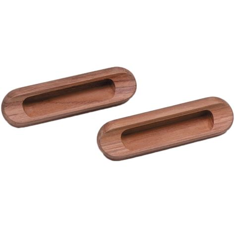 Teak Drawer Pulls by Whitecap Teak Oblong Drawer Pull West Marine
