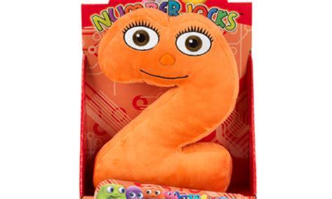 Sale Soft Number gosh numberjacks 2 10 inch soft orange 2