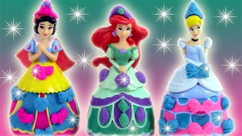 la pire des princesses p 226 te 224 modeler princesse cendrillon arielle blanche neige mix n match disney princesses youtube