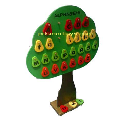 Mainan Edukatif Edukasi Anak Balok Kayu Alphabet Berdiri Inggris p r i s m a r t cv argacita solusindo 2014