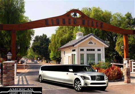 Luxury Limousine Service by Luxury Limousine Service American Luxury