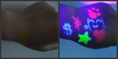 uv tattoo pen three color invisible ink pen permanent uv marker idea for
