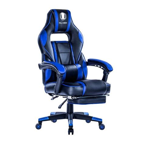 shop  killabee reclining racing gaming chair ergonomic high  office computer desk chair