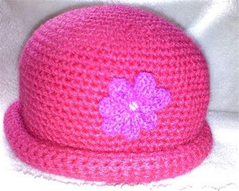 como hacer gorros a crochet para nina como hacer gorros tejidos a crochet paso a paso para bebe