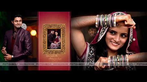 WEDDING ALBUM DESIGN (INDIAN)   YouTube