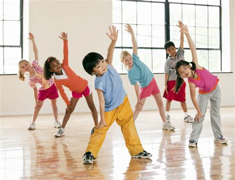 education theme dance physical education demo kindergarten