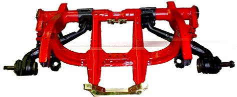 wagenswest   vw bus adjustable irs rear suspension kit