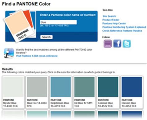 color finder pms color printing tips for finding working with