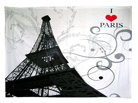 black and white paris bedding paris themed bedding sets black white paris eiffel