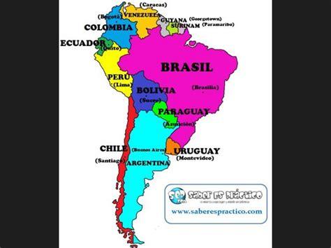 imagenes sudamerica ranking de el mejor pais de sudamerica listas en
