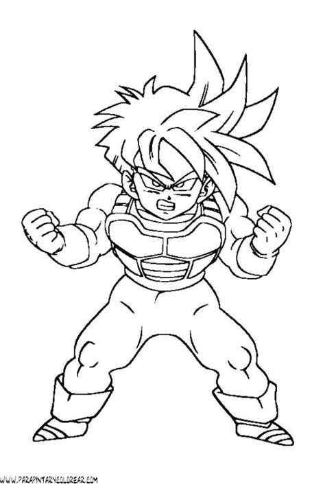 imagenes para colorear de dragon ball z dibujos de dragon ball z car interior design