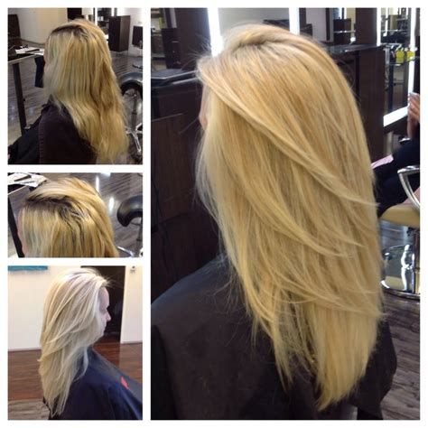 best stylist for long layers in dc 1000 images about before after on pinterest bobs