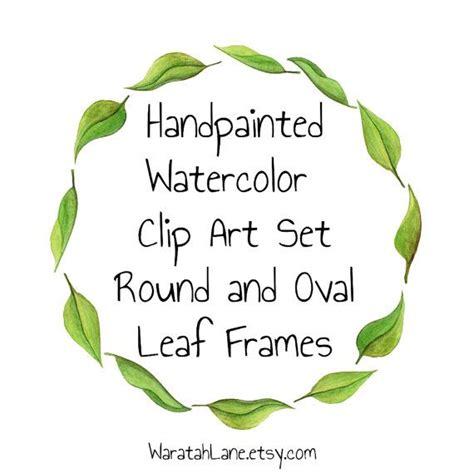 matrimonio clipart watercolor clip wreath clipart frames clipart leaf