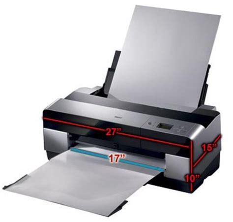 Printer Epson A2 epson stylus pro 3800 review