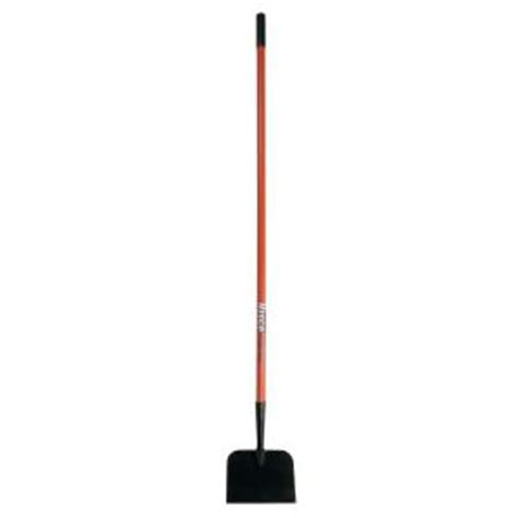 Floor Brush Scrapper With Handle hisco floor and scraper with forged blade and 60 in fiberglass handle hi9fis the home depot