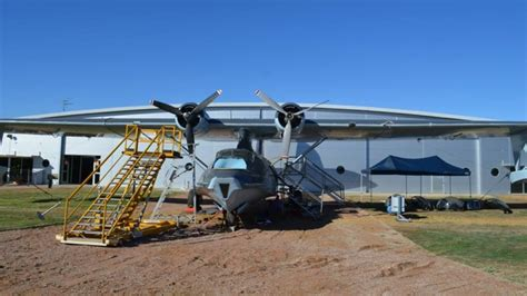 flying boat service to australia old flying boat in the outback starts at 60