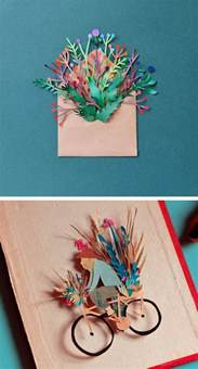 Paper Cut Craft - 30 easy paper cutting crafts for beginners