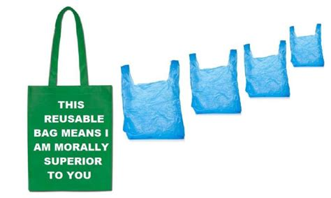 Stop The Market Bag Insanity In My Bag by Which Is Greener It S Not What You D Expect News Opb
