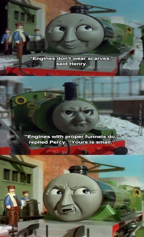 Thomas The Train Meme - thomas the train meme funny pictures to pin on pinterest