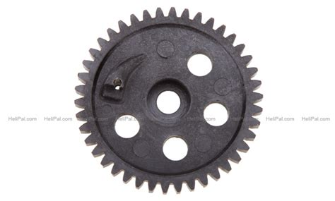 Hsp 02041 Diff Gear 39t Rc Hsp 1 10 Scale On Road Car Part hsp gears 06033 gear 42t m1 helipal