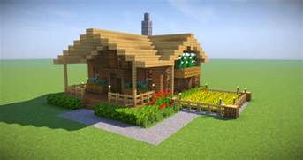 how to build a cottage house minecraft starter house tutorial easy how to build a