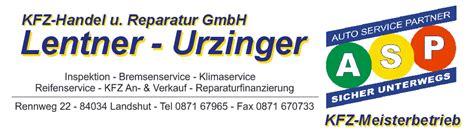 kfz reparatur autoscout24 lentner urzinger kfz handel u reparatur gmbh