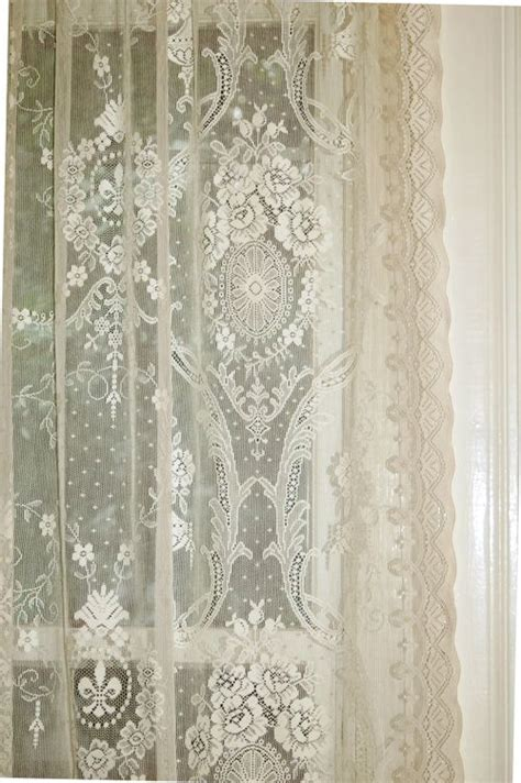 white lace curtain panels 331 best images about bedrooms and lace curtains on