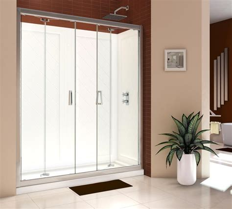 Butterfly Shower Door Dreamline Showers Butterfly Bi Fold Shower Door