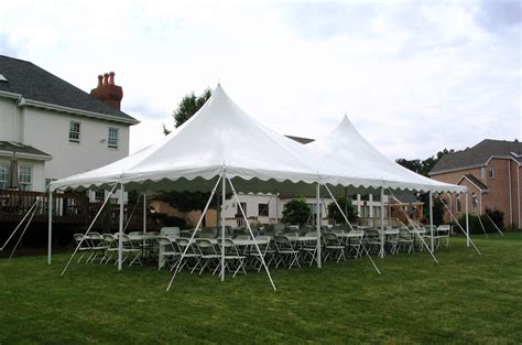 event awnings 20x40 white century pole tent