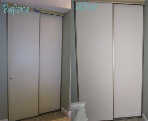 Vinyl Wardrobe Closet by Painting Sliding Wardrobe Doors Jacobhursh