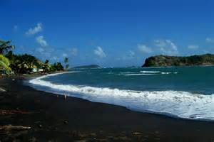 volcanic beach worldly rise grenada the land and the people