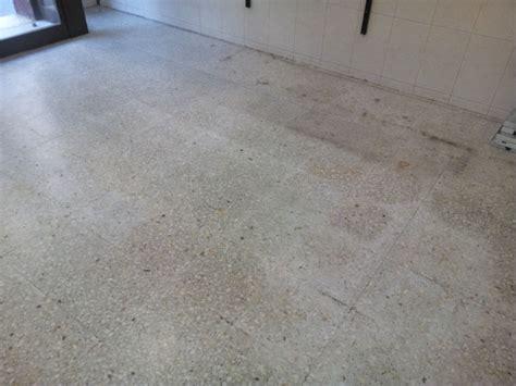 como pulir suelo pulir suelo de terrazo viejo sabadell barcelona