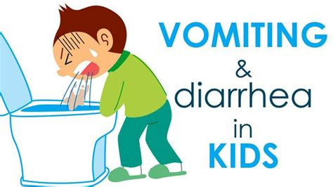 what can i give my for vomiting vomiting and diarrhea in disease